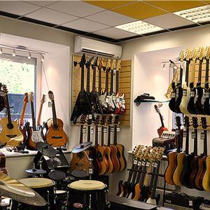 Музыкальные магазины Ярцево
