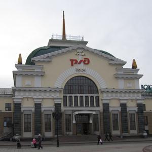 Железнодорожные вокзалы Ярцево